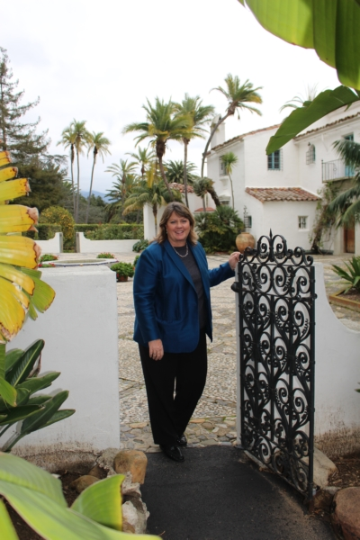 Laura Bridley, longtime supporter of Casa Del Herrero