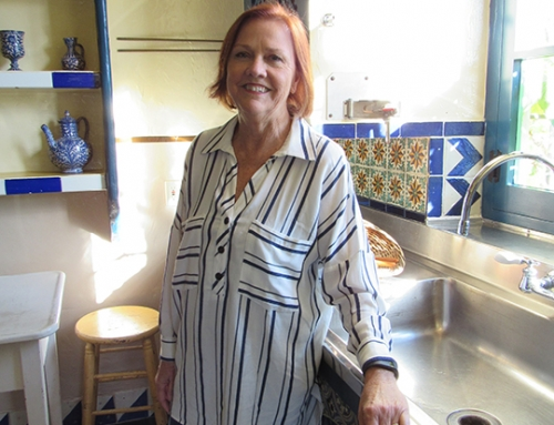 Casa del Herrero Opens Window of Fulfillment for Volunteer Diane Sassen