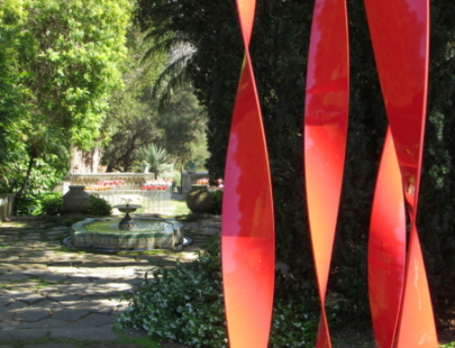 On View: Casa del Herrero to Hold First-Ever Sculpture  Exhibition in Historic Garden Spaces